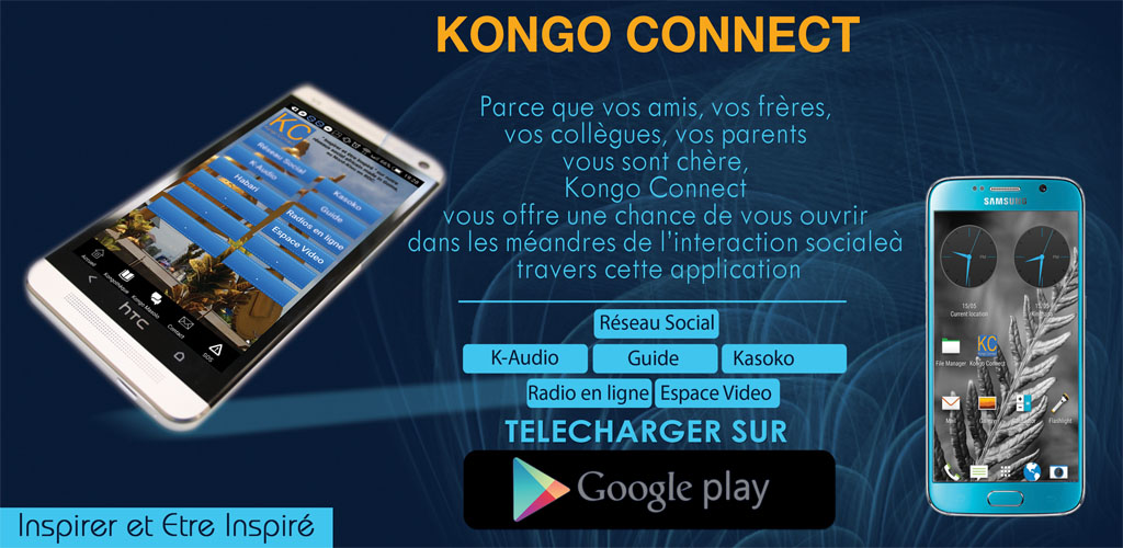 kongo connect blue